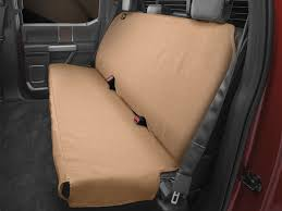 seat cover highback rear bench seat