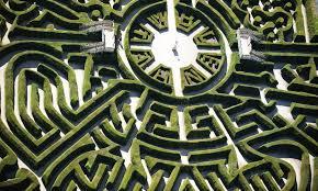 Adrian Fisher's International Maze Design | Cool Material