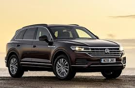volkswagen touareg adds powerful 335hp