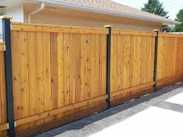 Extra Tall Fence Posts Google Search Building A Fence Backyard Fences Wood Fence Design