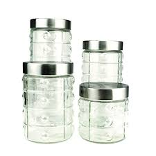 22 best glass canisters kitchen