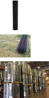 Hardware Cloth Metal Mesh 180985 14 Ga 2 X 4 48 X 100 Black Pvc Coated Welded Wire Fence Qty 1 Roll Buy It N Hardware Cloth Metal Mesh Welded Wire Fence