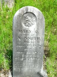 Mary Casandra Rosamond Smith (1828-1873) - Find A Grave Memorial