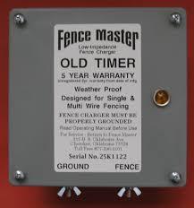 Gallagher Fence Master G330404 Corded Electric Fence Controller Fencer For Sale Online Ebay