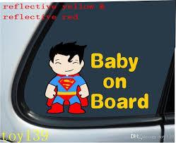 2020 Baby Superman Baby On Board Vinyl Car Window Funny Kid Decal Stickers Sticker Decals Vinyl Car Window Funny Decal Sticker Decal From Toy139 5 03 Dhgate Com