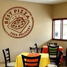 Express Pizza Sticker Restaurant Decal Poster Vinyl Art Wall Decals Decor Mural Pizza Sticker Wall Decal Pizza Glass Decal Stickers Wanted Sticker Vinyl Wall Artpizza Sheeter Aliexpress