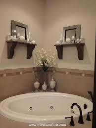 large corner tub master bathroom