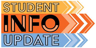 student info update district