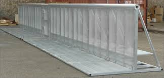 Crowd Control Barriers Stage Rent Mobile Staging For Hire