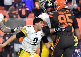 Steelers want NFL to come down hard on Browns' Myles Garrett | Pittsburgh  Post-Gazette