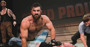 Childhood dreams come true for pro wrestler Dave Marshall