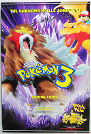 Pokémon 3 The Movie | Pokemon movies, Pokemon, Pokemon entei