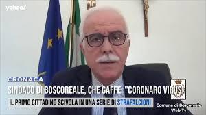 Il sindaco di Boscoreale, che gaffe:
