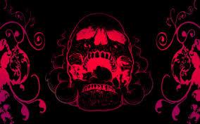 76 4k ultra hd skull wallpapers