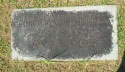 George Byron Thompson (1901-1955) - Find A Grave Memorial