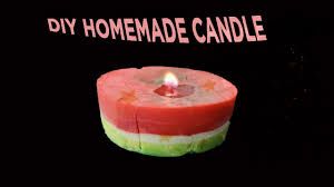 How to make candle at home | DIY | HomeMade Candle | DIY at home - YouTube