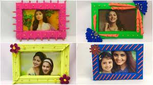 4 photo frame diy ideas handmade