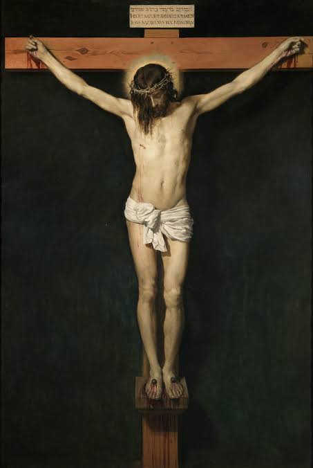 Image result for jesus crucified""