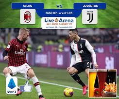 Live Arena - STASERA in #LiveArena ⚽️20:45 - MILAN vs...