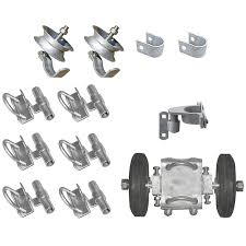 Chain Link Fence Rolling Gate Hardware Kits Hoover Fence Co