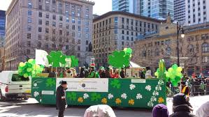 saint patrick s day in montreal