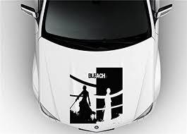 Amazon Com Anime Manga Bleach Honda Hood Vinyl Decal Sticker 061 Home Kitchen