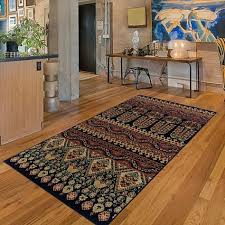 designer adena multi color area rug