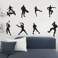 Dancing Fortnite Vinyl Wall Sticker