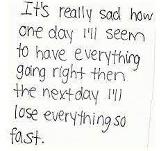 feeling sad quotes pain com
