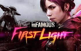 Wallpaper dlc, PlayStation 4, InFamous, Abigail Walker, inFamous ...