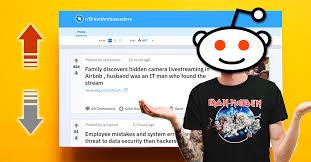reddit powered by social ytics