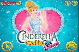 cinderella selfie lover play free