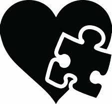 Pin By Griselda Ochoa On Svg Files Autism Puzzle Piece Cricut Projects Vinyl Autism Decals
