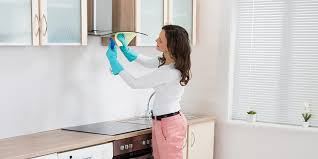 cleaning maintaining your range hood