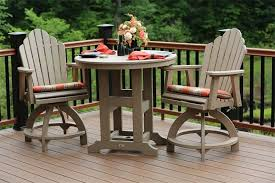 dining poly patio table