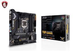 Asus B460M-Plus TUF Gaming : Máy tính chơi game giá rẻ