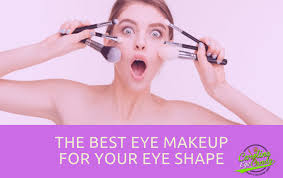the best eye makeup for your eye shape