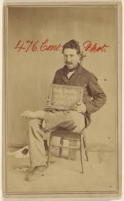Wesley Walters, Civil War victim] (Getty Museum)