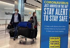 UK quarantine unclear as Spain ...