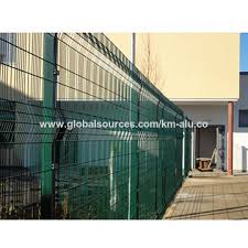 Chinavinyl Coated Welded Wire Fencing Rigid Wire Fencing Wire Mesh Galvanized On Global Sources