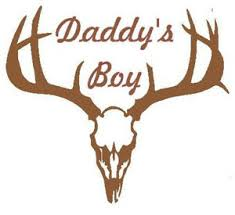 Boys Room Daddys Boy Hunting Decal Removable Wall Vinyl M2m Realtree Bedding Ebay