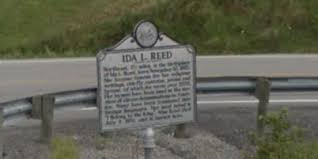Ida L. Reed Historical Marker – Our Christian Heritage