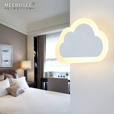 Meerosee New Design Mini Indoor Cloud Shape Acrylic Led Wall Light For Kids Room Md85651 Buy Mini Led Wall Light Kids Room Wall Light Cloud Shape Wall Light Product On Alibaba Com