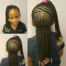 Pin by Ada Young on young | Kids cornrow hairstyles, Cornrow hairstyles,  Lil girl hairstyles