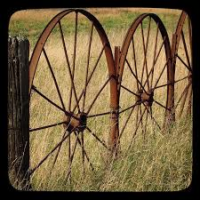 The Log House Project Begins Page 76 Metal Wagon Wagon Wheel Decor Wagon Wheel