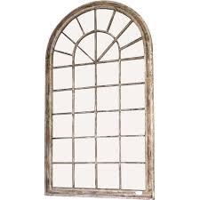 ascalon arch window mirror amp