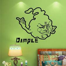 Mob Psycho 100 Dimple Wall Decal Window Decal Car Etsy