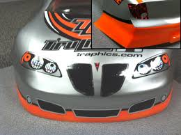 2013 Pontiac G6 Grill Pack Truline Graphics Rc Racing Decals Grills And Numbers