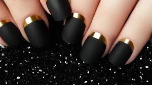 Czarny Manicure To Hit Na 2020 Rok Poznaj Najbardziej Modne