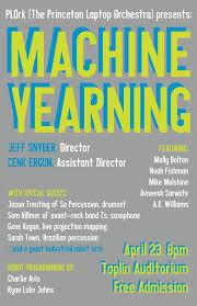 Machine Yearning — Charlie Avis
